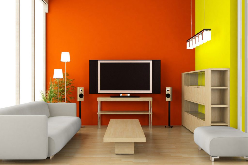 futuristic-living-room-yellow-orange-interior-design-color-scheme-intended-for-interior-paint-color-scheme-interior-paint-color-scheme-for-beautiful-home
