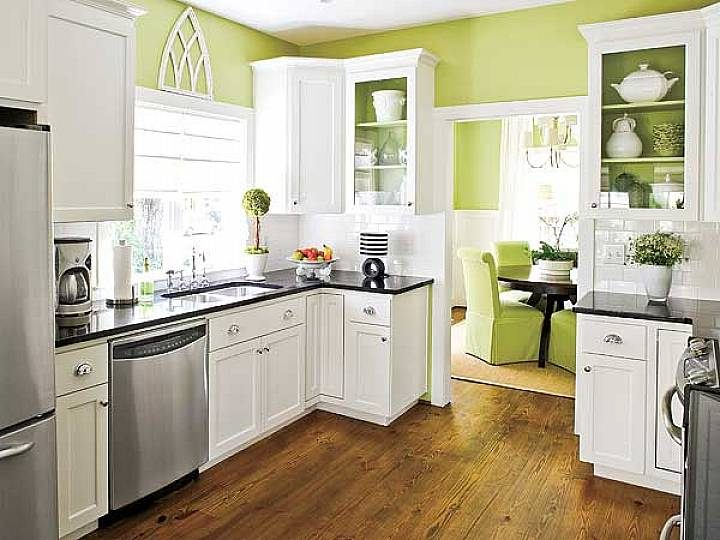 kitchen-color-ideas-with-white-cabinets-soft-green-wooden-mobile-island-belmont-mobile-island-design-solid-brown-wooden-cou-contemporary-ceiling-lights-cabin